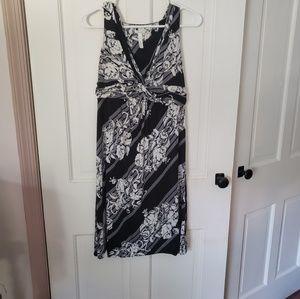 Soma Knee Length Crossover Dress